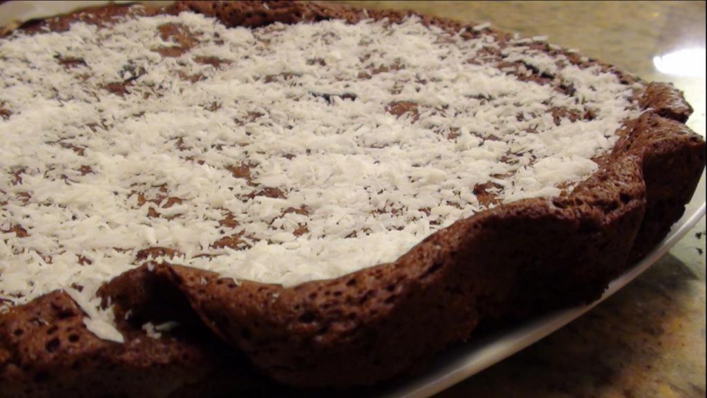 Torta al cioccolato senza farina morbida e deliziosa