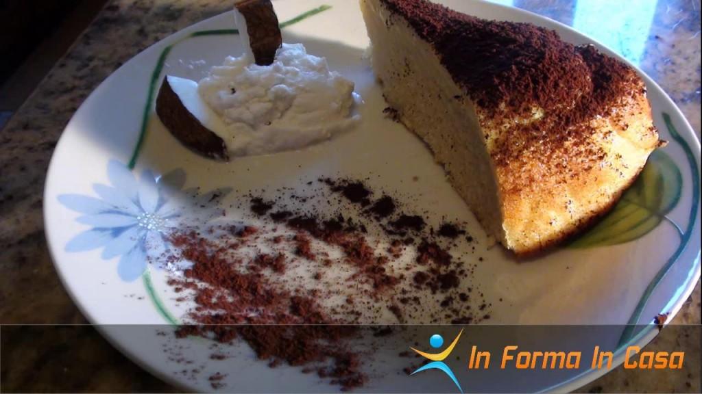 Torta Paleo Al Cocco Delizioso Dolce Senza Farina